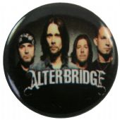 Alterbridge - 'Group Black' Button Badge